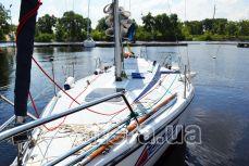 Носовая часть яхты Дельта - Katera.ua
