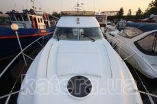 Носовая часть яхты Принцесса 45 - Katera.ua