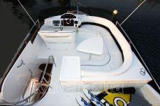 Флайбридж на яхте Принцесса 45 - Katera.ua
