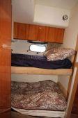 Каюта экипажа на яхте Принцесса 45 - Katera.ua
