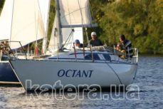 Общий вид яхты Октант